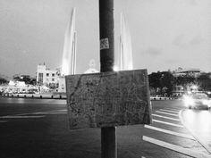 Democracy Monument / Bangkok,Thailand (iphone5s)