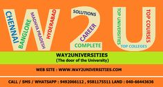 MBBS BE BTECH BDS BVSC AGBSC MTECH ADMISSIONS IN TOP UNIVERSITIES