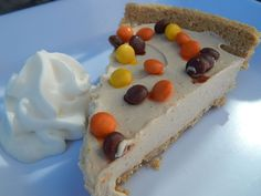 Weight Watcher recipes..Reese peanut butter cheesecake by drizzle me skinny
