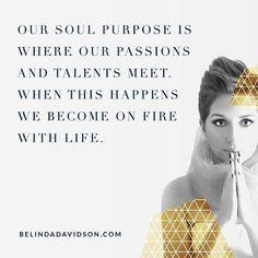 Soul Purpose - Belinda Davidson's