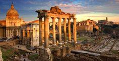 roman forum, rome, ancient rome, ancient city, the forum, public meetings, religious spectacles, legal courts, commerce, roman architecture, roman engineering