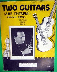 Two Guitars 1935