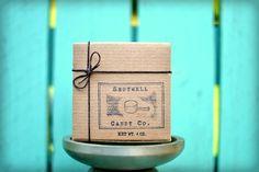 Shotwell Candy Co. Original Salted Caramels 4oz Box