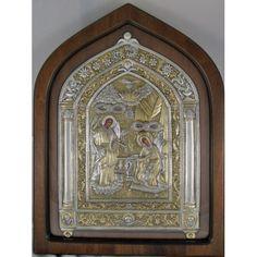 Παναγία της Τήνου Holy Family, Orthodox Icons, Mother Mary, Saints, Angel, Sagrada Familia, Virgin Mary, Blessed Virgin Mary, Mama Mary