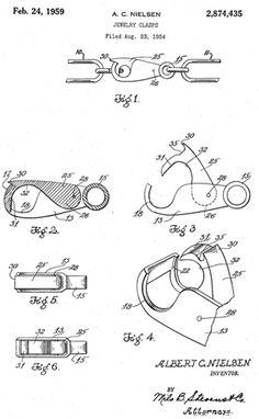 Картинки по запросу clasp necklace diagram