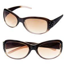 Sunglasses studded with rhinestones Stock Photo