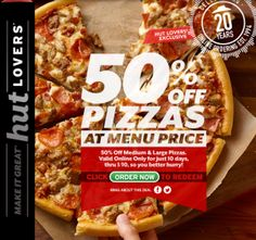 Pizza hut and pizza on pinterest
