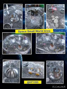 Space small world