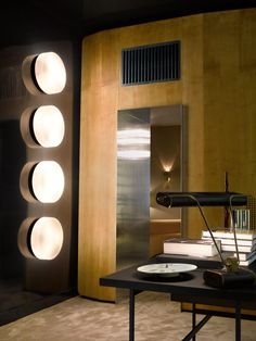 Benjamin Paulin converts Aesop's Paris offices into temporary treatment rooms