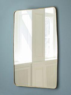 Tile Border Mirror
