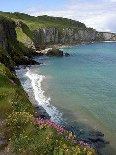 County Antrim's North Coast, Northern Ireland