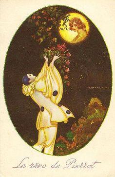 Pierrot et Colombina