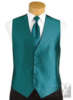 Dark Teal 'Synergy' Vest from http://www.mytuxedocatalog.com/catalog/vests/VSY31-Dark-Teal-Synergy-Vest