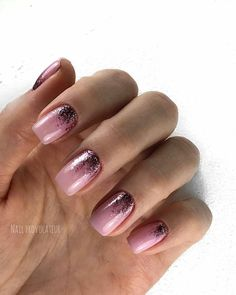 Pour plus -> anais_Fbg Super Nails, Manicure And Pedicure, Nails Inspiration, Pretty Nails, Acrylic Nails, Finger, Nail Designs, Hair Beauty, Make Up
