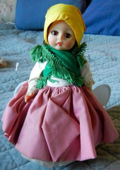 Madame Alexander Dolls of the World  PORTUGAL by VintageDoLLBabys, $24.00