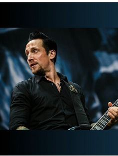 Michael Poulsen of Volbeat.