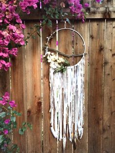 The Half Moon Dream Catcher Dreamcatcher Boho by BohemianReveries