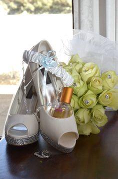 Brides Bouquet - E by A Cell: 072 573 3169 www.ebya.co.za