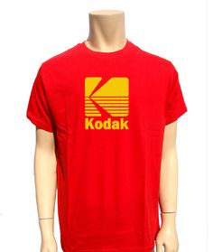 Camera Film-KODAK-Mens T Shirt-old school Retro Film-Graphic Tee-Funny top-gift by BANKUSSI on Etsy
