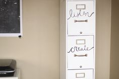 File Cabinet Restyle