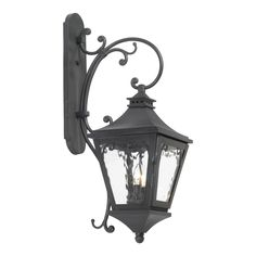 Elk Lighting Artistic 5711-C Outdoor Wall Lantern Camden