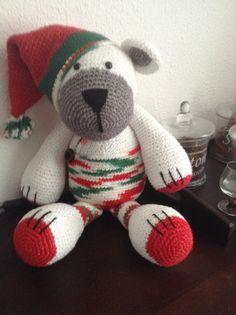 Bram de kerstbeer