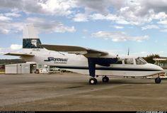Britten-Norman BN-2A-21 Islander aircraft picture