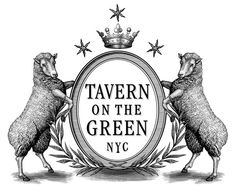 Tavern on the Green Logo Identity by Steven Noble on Behance