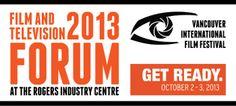 Film + TV Forum International Film Festival, Vancouver, Company Logo, Tv, Tvs, Television Set, Television