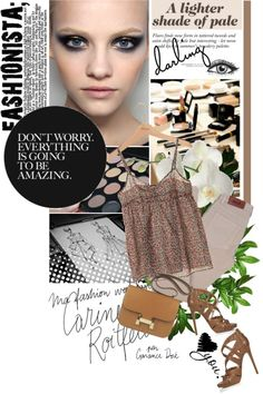 """#241"" by passionforfashion ❤ liked on Polyvore"
