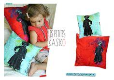 Coussins maharadjahs - Les Petites Kasko - www.facebook.com/lespetiteskasko