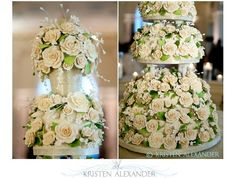 stunning cake creation by our local Classic Cheesecakes
