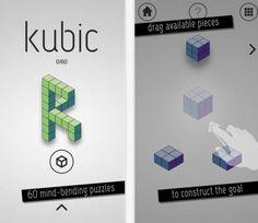 Kubic: un nuovo puzzle game per iPhone e iPad