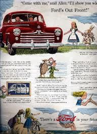 1947 FORD Ad