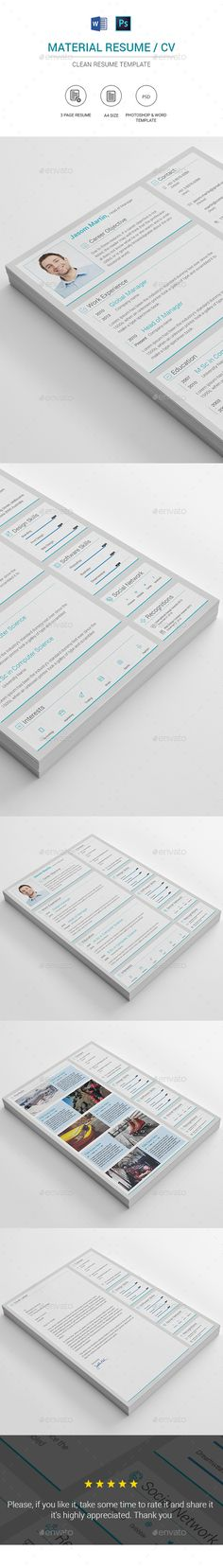 Modern #Resume - Resumes #Stationery Download here https - net resume