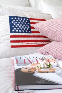 """dreamin' the american dream + how to… get the """"long island-look"""" Lexington Style, Lexington Company, Lexington Home, Ocean House, Beach House, England Beaches, New England Style, Living Styles, American Country"""