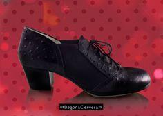 Zapato profesional de flamenco Begoña Cervera Modelo Blucher caballero https://www.tamaraflamenco.com/es/zapatos-de-flamenco-profesionales-4