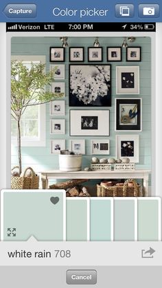 Zillow Digs - Home Design Ideas, Photos, and Plans Home decoration polka dots interior picture wall Gallery Wall, Decor, Photo Wall Display, House Design, Pottery Barn Paint, Wall Gallery, Frames On Wall, Home Decor, Decorating On A Budget