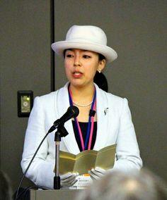 Princess Yoko of Mikasa, November 21, 2013