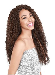 Zury Sis Royal Swiss Lace Part Wig - Cantu