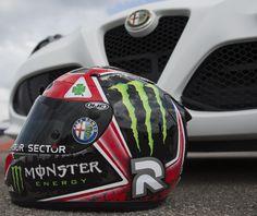 The legendary  Quadrifoglio Verde  on Jorge Lorenzo s helmet. Custom Paint  JobsHelmet DesignMonster EnergyCool MotorcyclesMotorcycle  AccessoriesMotorcycle ... dd4b9e2b881
