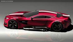 Mercedes-Benz CL GTR Concept from Turkey...