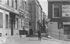 Dordrecht<br />Dordrecht Boombrug en Boomstraat in 1935