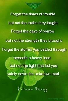 Great Quotes, Quotes To Live By, Me Quotes, Inspirational Quotes, The Words, Old Irish Blessing, Irish Proverbs, Irish Quotes, Irish Sayings