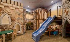 Phòng chơi vui tươi và nhí nhảnh cho các thiên thần nhỏ - Trang trí - Ý tưởng - Nội thất - Thiết kế - Phòng trẻ em