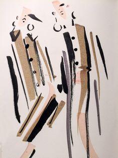 Prada, Jenny M Walton / Markers and Microns