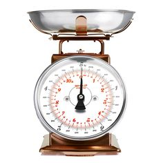 Shop copper kitchenware at Wilko. Browse a wide selection of stylish copper kitchenware and accessories. Stainless Kitchen, Stainless Steel Bowl, Small Kitchen Appliances, Kitchen Gadgets, Brass Kitchen, Kitchen Sink, Kitchen Island, Wall Clock Copper, Weighing Scale