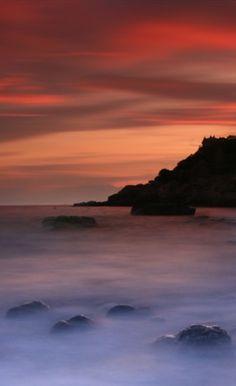 Stormy sunset by Anton Petrus (Crimea)