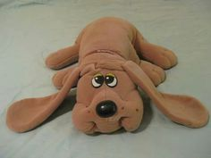 I still have this doggy laying on the back of my couch! Pound Puppies, 80s Kids, I Remember When, My Childhood Memories, Past Life, Back In The Day, Cute Puppies, Disney Characters, Fictional Characters