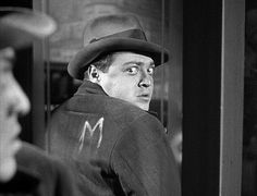 M, el vampiro de Düsseldorf  Fritz Lang